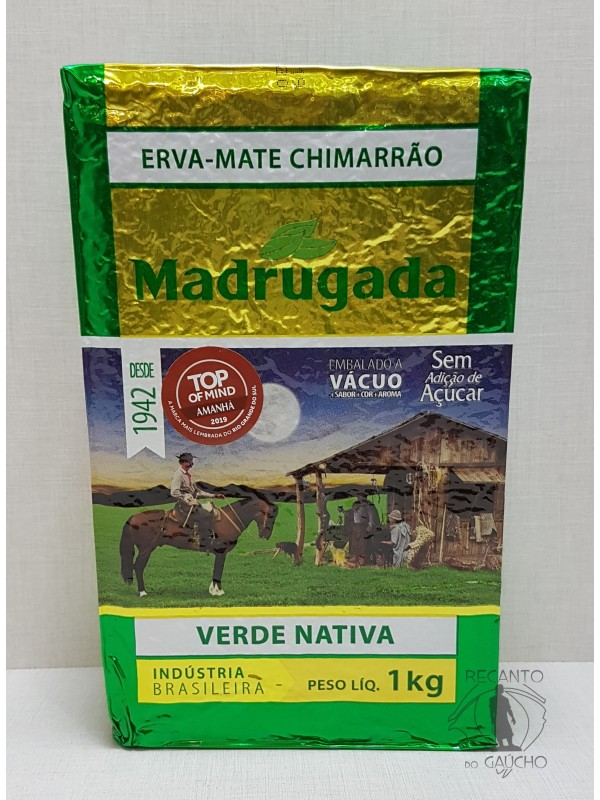 Erva Mate Madrugada Nativa