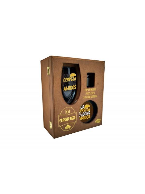 Kit de Taça para Cerveja