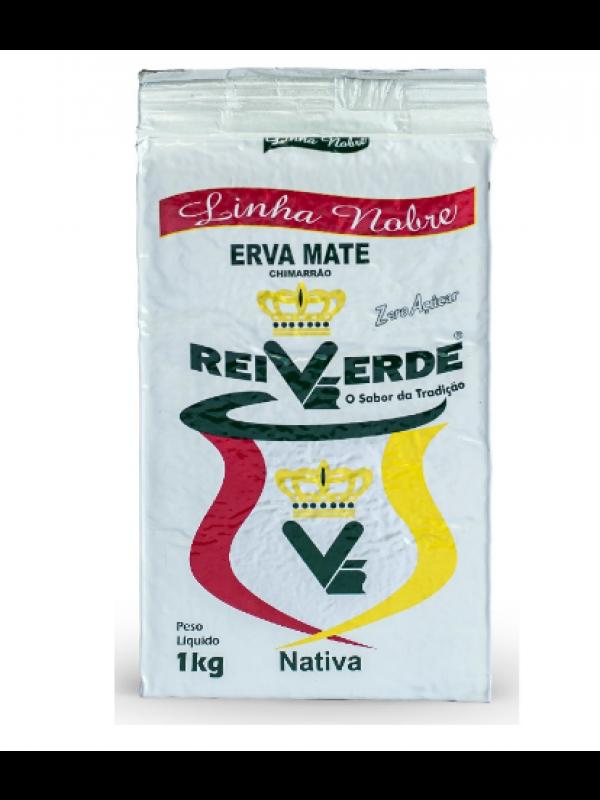 Erva-Mate Rei Verde Nativa Nobre